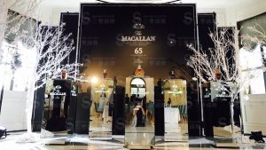 Macallan Lalique VI 65 Ultimate Feast
