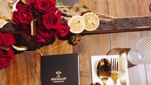 Macallan Classic Cut Whisky Master Dinner – Peacock Bistro