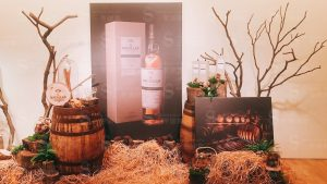 Macallan ESC Single Cask Circuit Exhibition