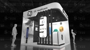 GE Healthcare Life Sciences TW Booth Design