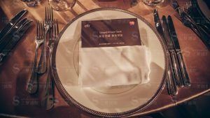 CitiBank_Personal Wealth Management Debit Card_Dinner Party