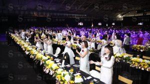 力匯國際13周年歡慶晚宴